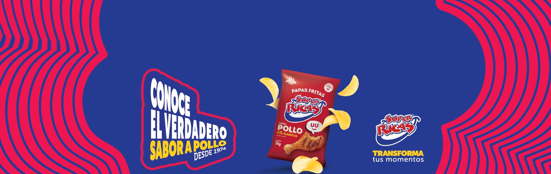 Slide Conoce el verdadero sabor